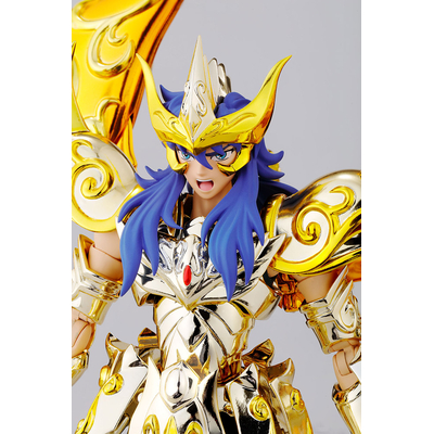 Figurine Saint Seiya Soul of Gold Milo du Scorpion Myth Cloth EX 1001 Figurines 6