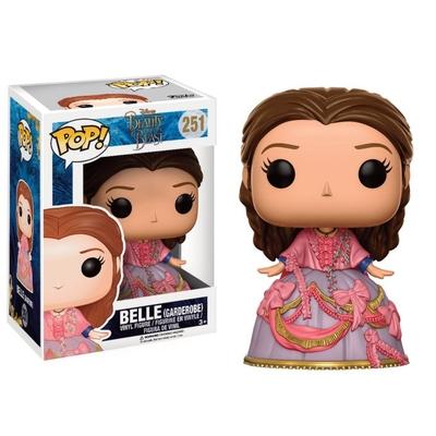 Figurine La Belle et la Bête Funko POP! Belle (Garderobe Outfit) 9cm