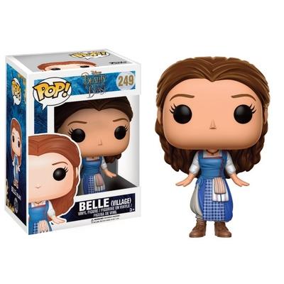 Figurine La Belle et la Bête Funko POP! Belle (Village Outfit) 9cm