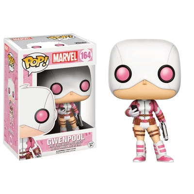 Figurine Marvel Comics Funko POP! Gwenpool (Gun & Phone) 9cm