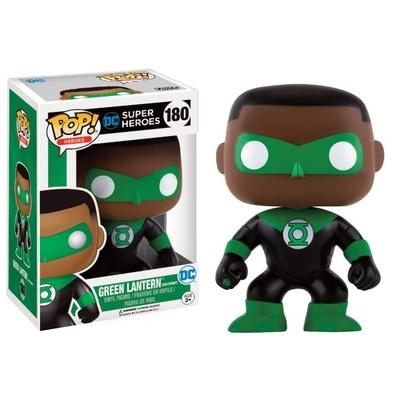 Figurine DC Comics Funko POP! Green Lantern (John Stewart) 9cm
