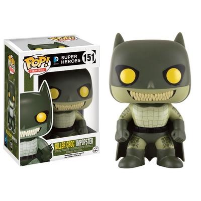 Figurine DC Comics Funko POP! Killer Croc Impopster 9cm