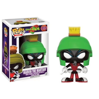 Figurine Space Jam Funko POP! Marvin the Martian 9cm