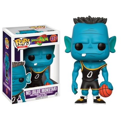 Figurine Space Jam Funko POP! M3 (Blue Monstar) 9cm