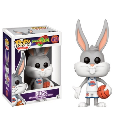 Figurine Space Jam Funko POP! Bugs Bunny 9cm