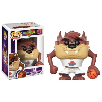 Figurine Space Jam Funko POP! Taz 9cm