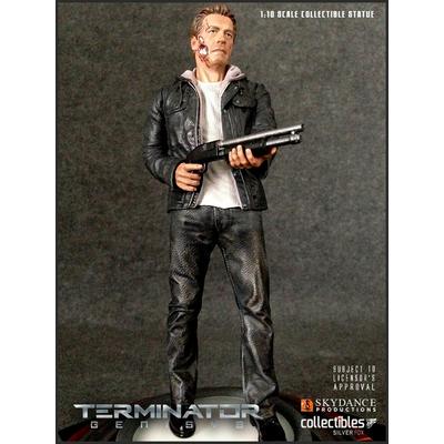Statuette Terminator Genisys T-800 Guardian 27cm