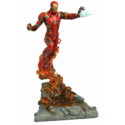 Statuette Captain America Civil War Marvel Milestones Iron Man 53cm