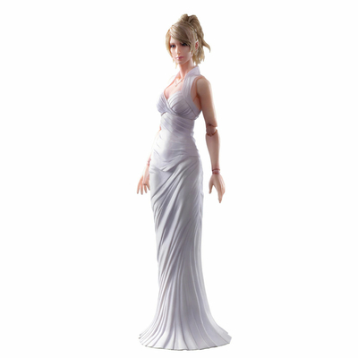 Figurine Final Fantasy XV Play Arts Kai Lunafreya Nox Fleuret 26cm