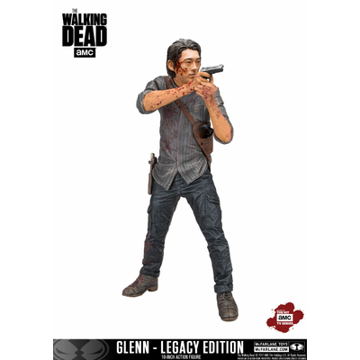 Figurine The Walking Dead TV Version Deluxe Glenn Legacy Edition 25cm