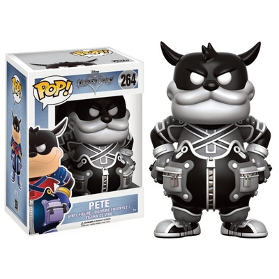 Figurine Kingdom Hearts Funko POP! Pete (B&W) 9cm