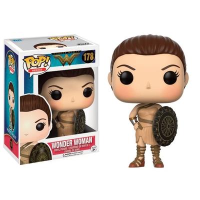 Figurine Wonder Woman Movie Funko POP! Amazon Wonder Woman 9cm