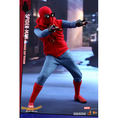 Figurine Spider-Man Homecoming Movie Masterpiece Spider-Man Homemade Suit Ver. 28cm