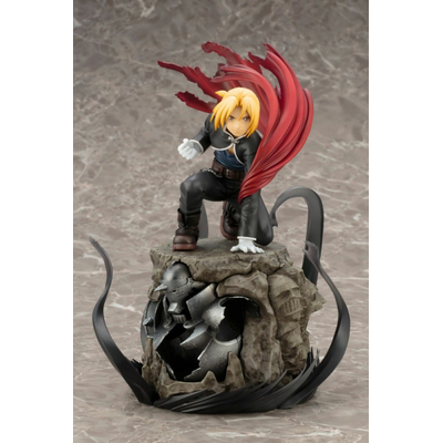 Statuette Fullmetal Alchemist Brotherhood ARTFXJ Edward Elric DX Version 24cm