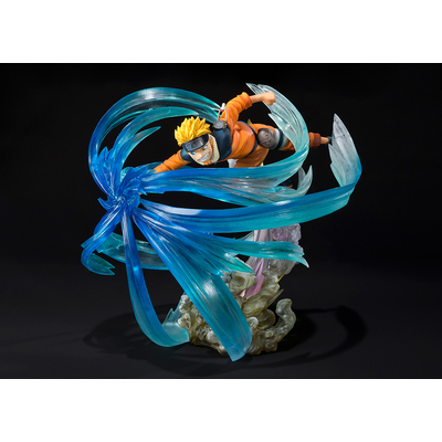 Figurine Naruto Figuarts Zero Kizuna Relation Naruto Uzumaki 19cm