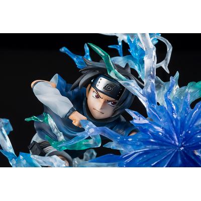 Figurine Naruto Figuarts Zero Kizuna Relation Sasuke Uchiwa 19cm 1001 Figurines 3