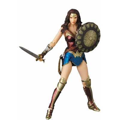 Figurine Wonder Woman Movie MAF EX Wonder Woman 16cm