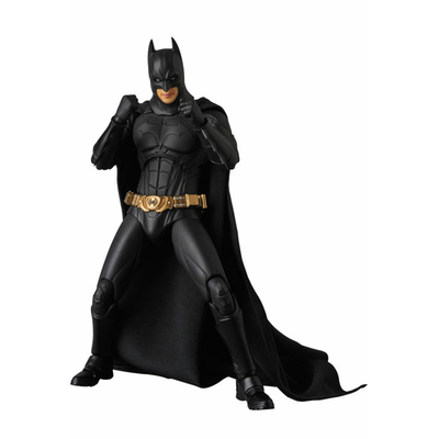 Figurine Batman Begins MAF EX Batman Begins Suit 16cm