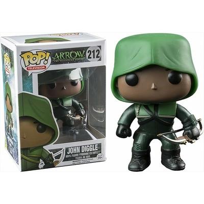 Figurine Arrow Funko POP! John Diggle 9cm