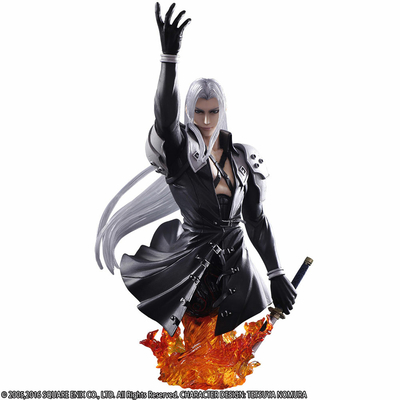 Buste Final Fantasy VII Static Arts Sephiroth 19cm