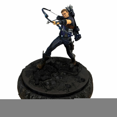 Statuette Captain America Civil War Premium Motion Hawkeye & Ant-Man 30cm