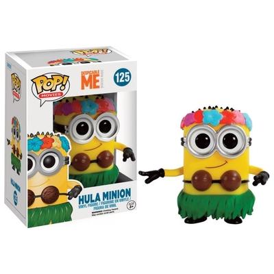 Figurine Moi, moche et méchant Funko POP! Hula Minion 9cm