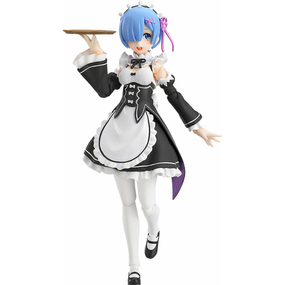 Figurine Figma Re:ZERO -Starting Life in Another World-Rem 13cm