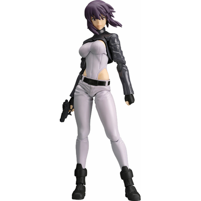 Figurine Figma Ghost in the Shell Stand Alone Complex Motoko Kusanagi S.A.C. Ver. 15cm