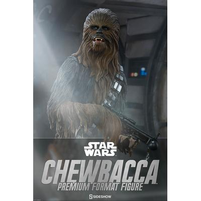 Statuette Star Wars Premium Format Chewbacca 60cm