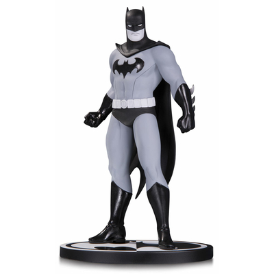 Statuette Batman Black & White - Batman by Amanda Conner 19cm
