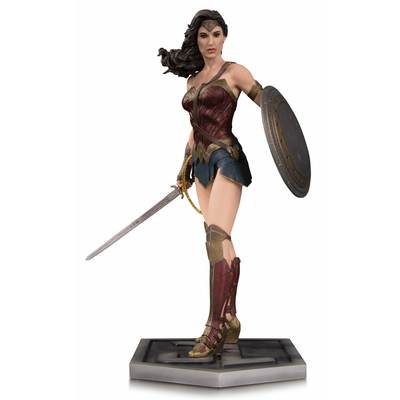 Statuette Justice League Movie Wonder Woman 33cm