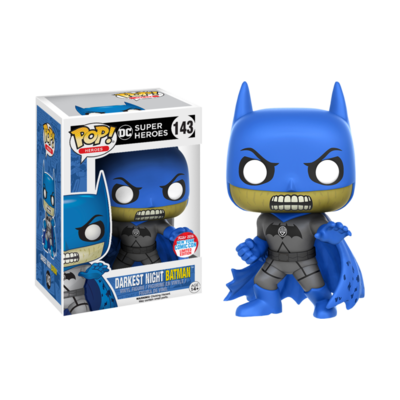 Figurine Batman Funko POP! Darkest Night Batman NYCC