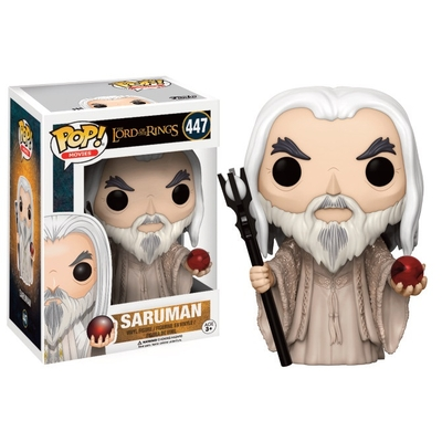 Figurine Lord of The Rings Funko POP! Saruman  9cm