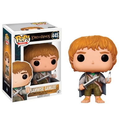 Figurine Lord of The Rings Funko POP! Samwise Gamgee 9cm