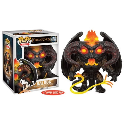 Figurine Lord of The Rings Funko POP! Balrog 15cm