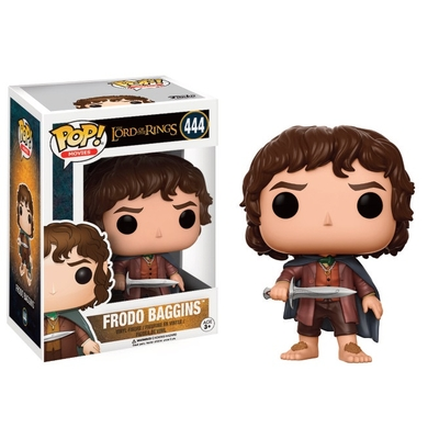 Figurine Lord of The Rings Funko POP! Frodo Baggins 9cm