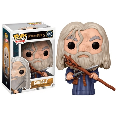 Figurine Lord of The Rings Funko POP ! Gandalf  9cm