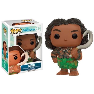Figurine Vaiana Funko POP! Disney Maui 9cm