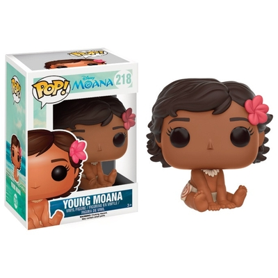 Figurine Vaiana Funko POP! Disney Young Vaiana 9cm