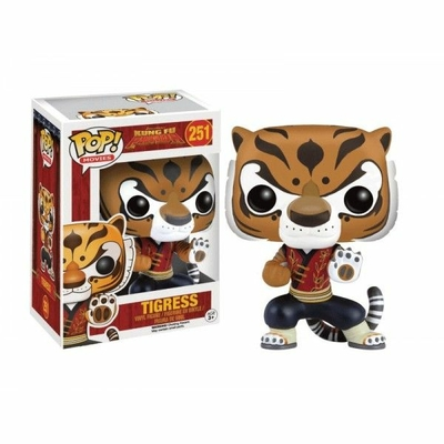 Figurine Kung Fu Panda Funko POP! Tigress 9cm