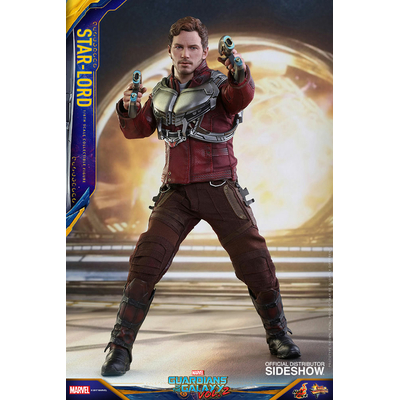 Figurine Les Gardiens de la Galaxie Vol. 2 Movie Masterpiece Star-Lord 31cm