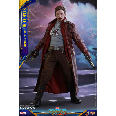 Figurine Les Gardiens de la Galaxie Vol. 2 Movie Masterpiece Star-Lord Deluxe Ver. 31cm