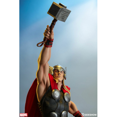 Statuette Avengers Assemble Thor 65cm