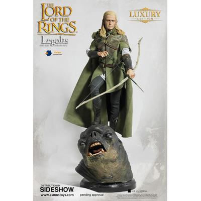 Figurine Le Seigneur des Anneaux Legolas Luxury Edition 28cm