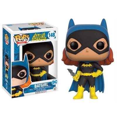 Figurine DC Comics Funko POP! Silver Age Batgirl 9cm