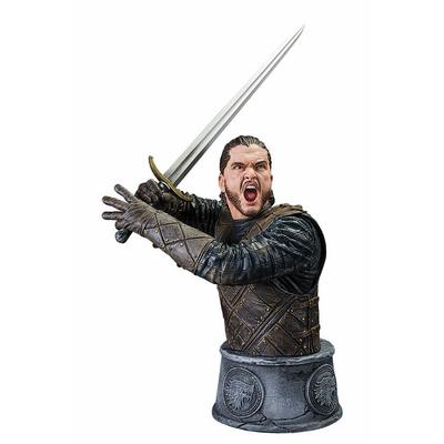 Buste Le Trône de fer Jon Snow Battle of the Bastards 15cm