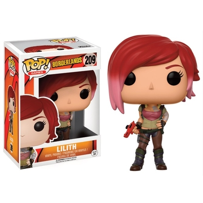 Figurine Borderlands Funko POP! Lilith the Siren 9cm
