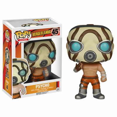 Figurine Borderlands Funko POP! Psycho 9cm