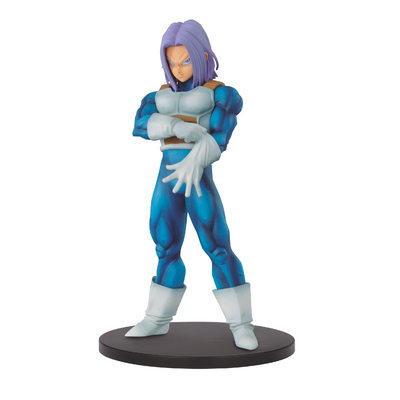 Figurine Dragon Ball Z Resolution of Soldiers Trunks 17cm
