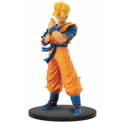 Figurine Dragon Ball Z Resolution of Soldiers Future Gohan SSJ 18cm
